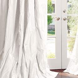 Pure White - Taffeta